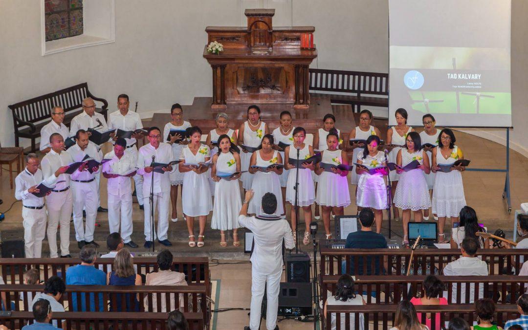 Fisaorana concert de Pâques