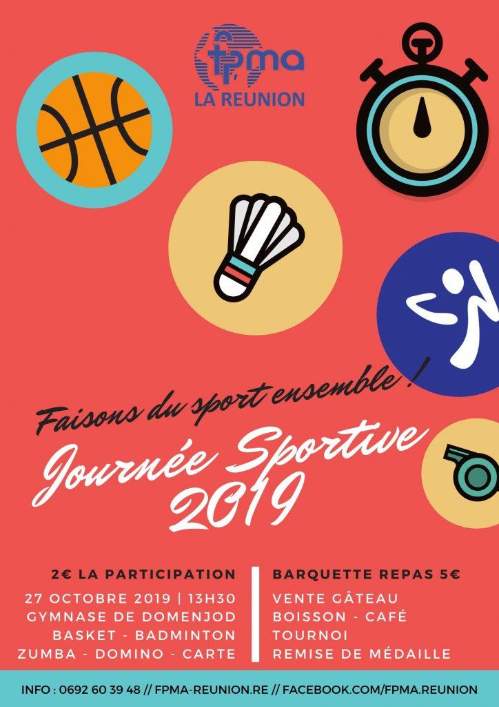 Journée Sportive 2019 Fpma Réunion