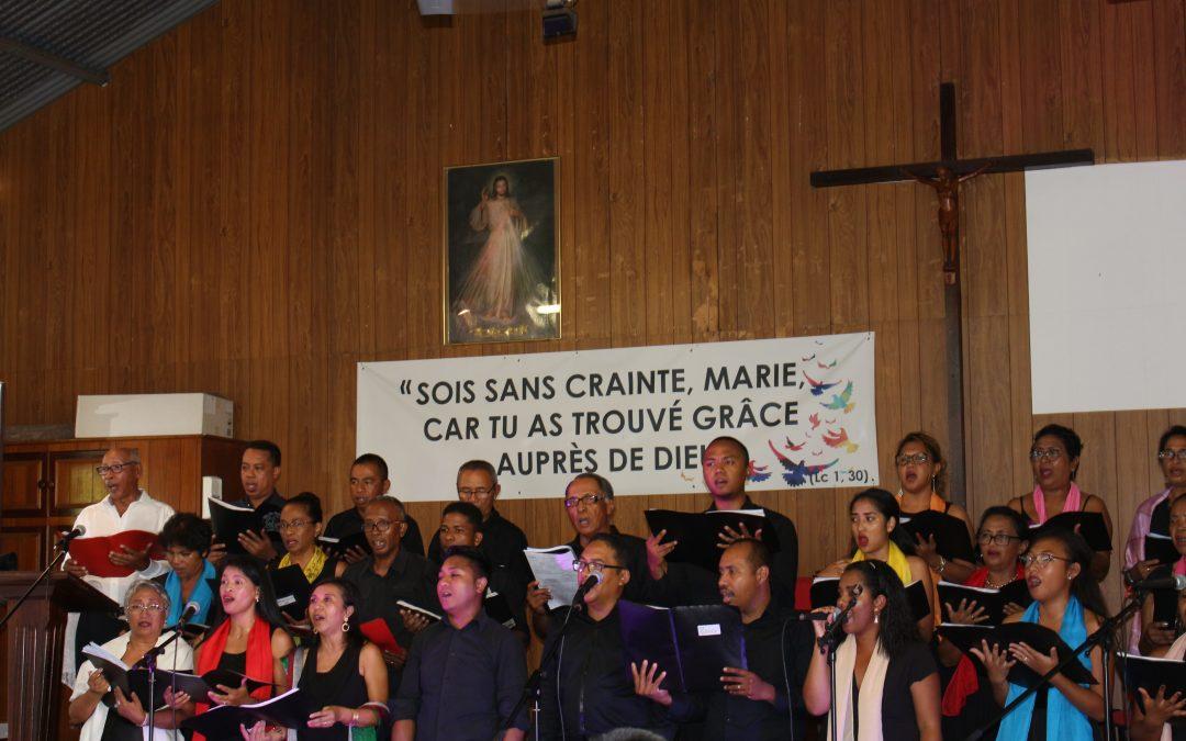 Joyeux et chaleureux concert de Noël 2019