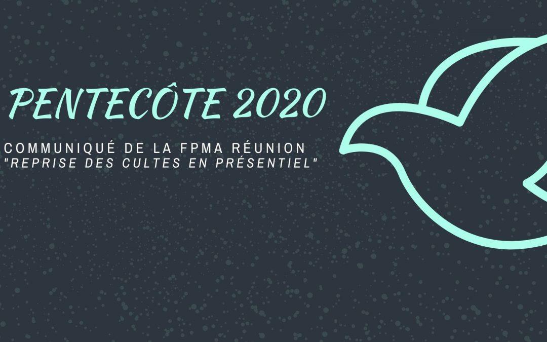 Fanompoam-pivavahana Pentekosta 31 Mey 2020