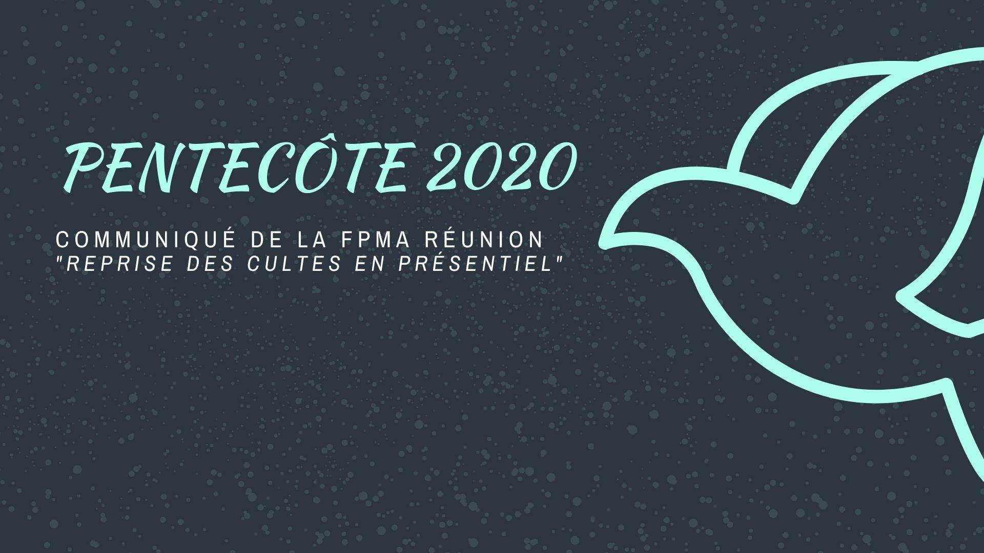 Pentecôte 2020 Fpma Réunion