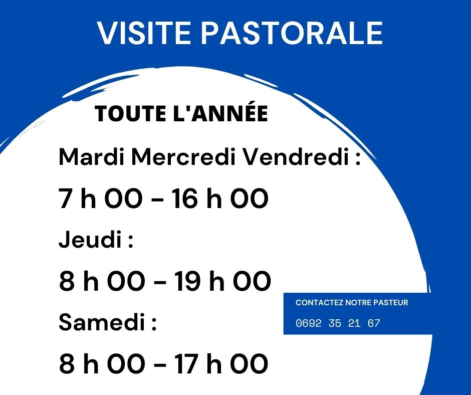 visite pastoral fpma reunion